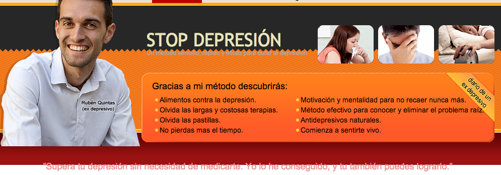 M todo con antidepresivos naturales para salir de la depresi n como superar la depresi n - Alimentos contra depresion ...
